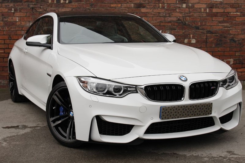 used BMW M4  in yorkshire