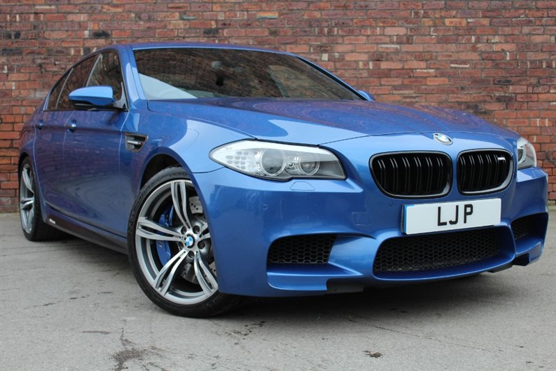 used BMW M5 F10 in yorkshire