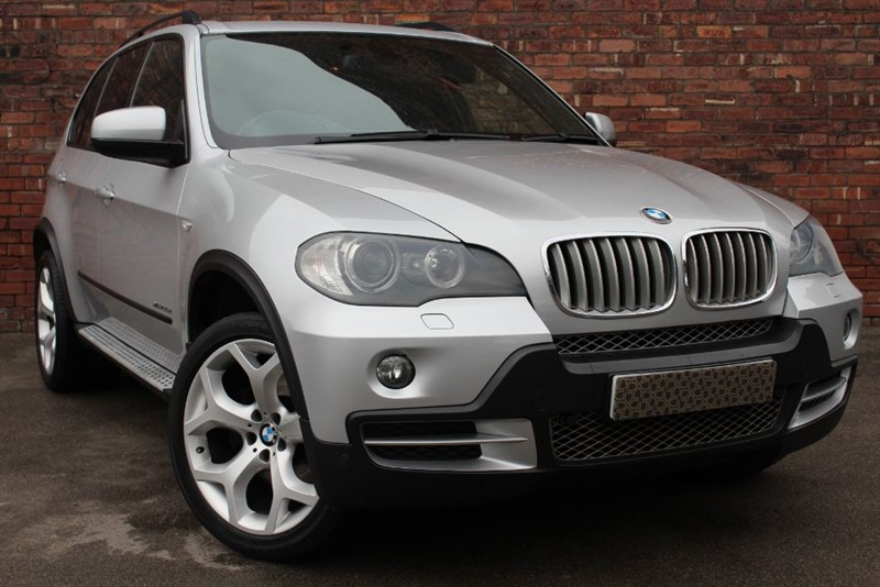 used BMW X5 XDRIVE 35D SE in yorkshire