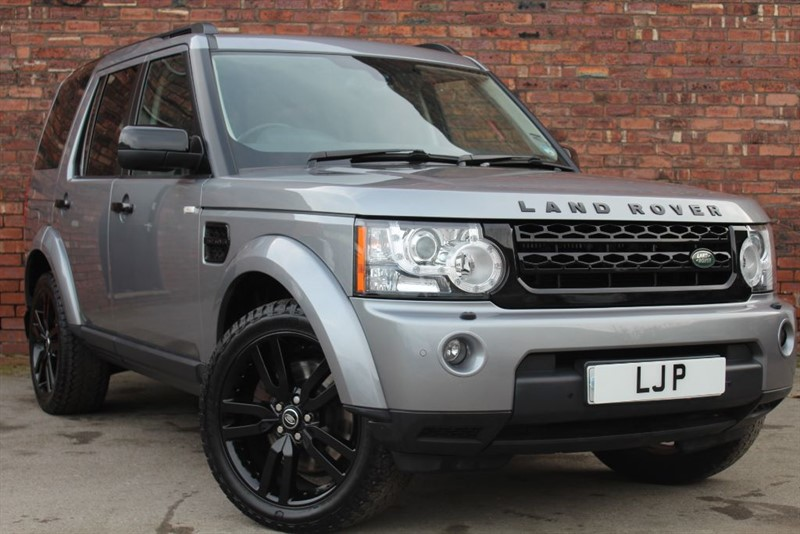 used Land Rover Discovery 4 SDV6 HSE in yorkshire