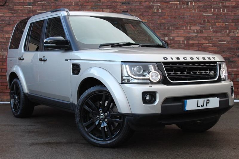 used Land Rover Discovery SDV6 SE TECH in yorkshire