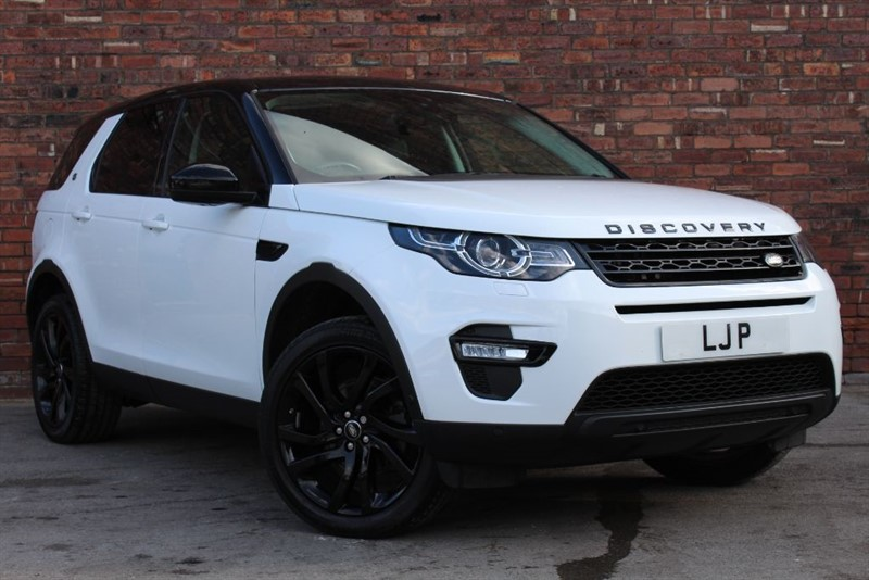 used Land Rover Discovery Sport TD4 HSE LUXURY in yorkshire