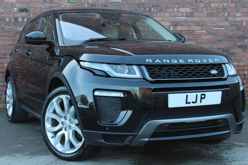 used Land Rover Range Rover Evoque TD4 HSE DYNAMIC in yorkshire