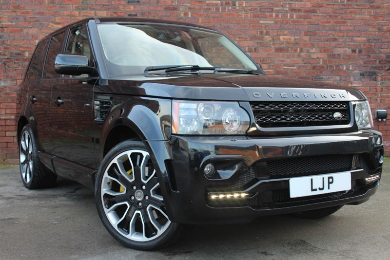 used Land Rover Range Rover Sport TDV6 Overfinch in yorkshire