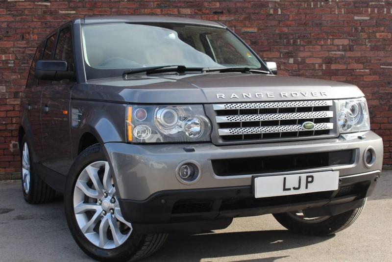 used Land Rover Range Rover Sport TDV8 SPORT HSE in yorkshire