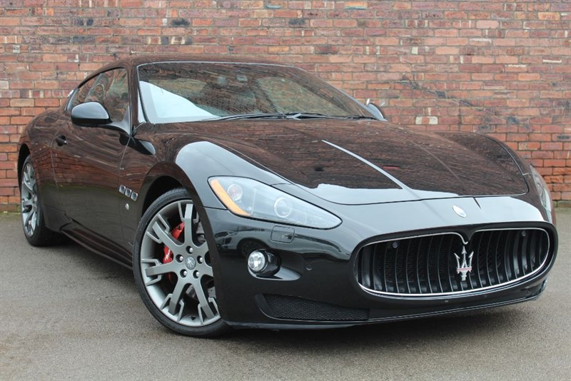 used Maserati Granturismo S in yorkshire