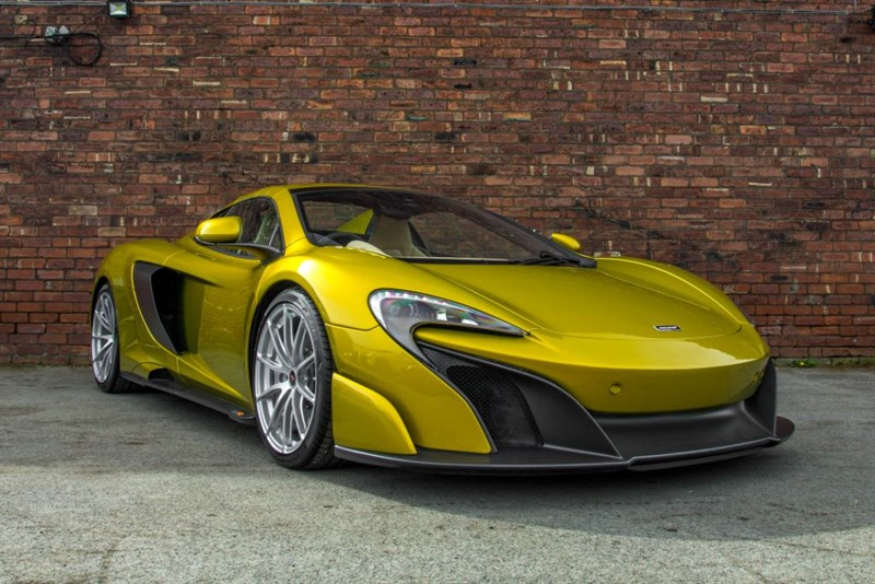 used Mclaren 675LT V8 SSG in yorkshire