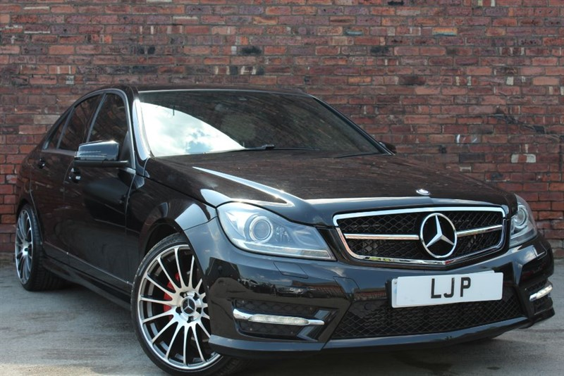 used Mercedes C350 CDI BLUEEFFICIENCY AMG SPORT in yorkshire