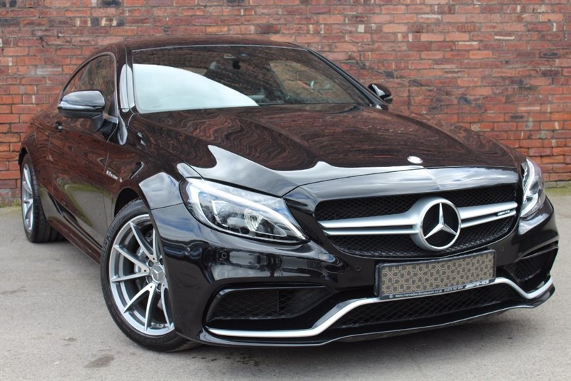 used Mercedes  C-CLASS AMG C 63 in yorkshire