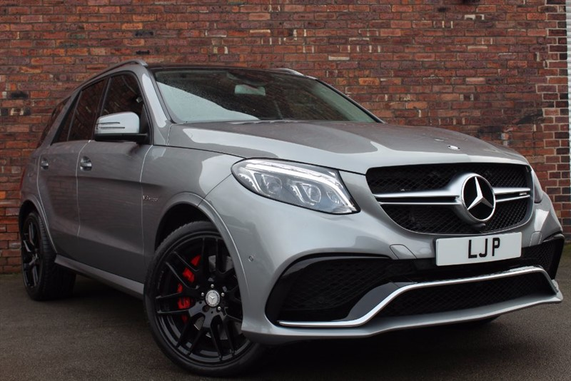 used Mercedes GLE63 AMG  AMG GLE 63 S 4MATIC in yorkshire