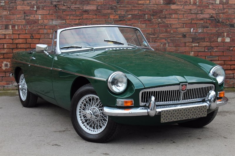 used MG MGB B ROADSTER in yorkshire