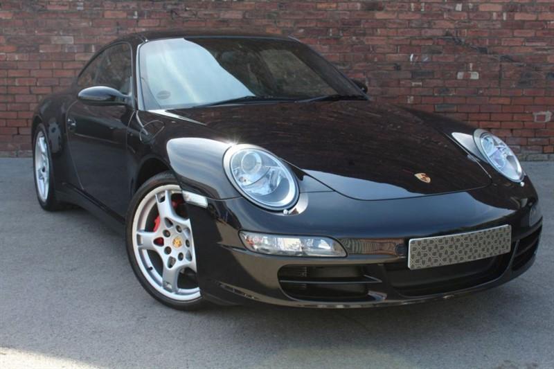 used Porsche 911 CARRERA 4 S 2d 350 BHP in yorkshire