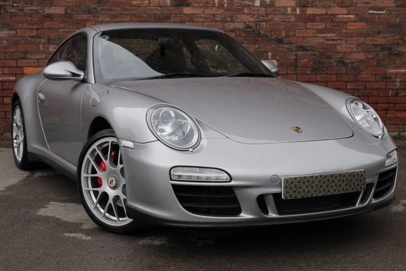 used Porsche 911 CARRERA 4 GTS in yorkshire