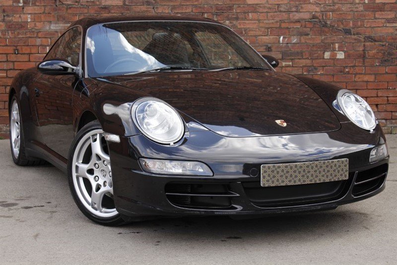 used Porsche 911 TARGA 4 in yorkshire