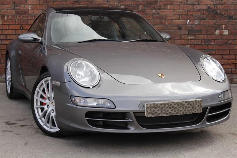 used Porsche 911 TARGA 4S in yorkshire