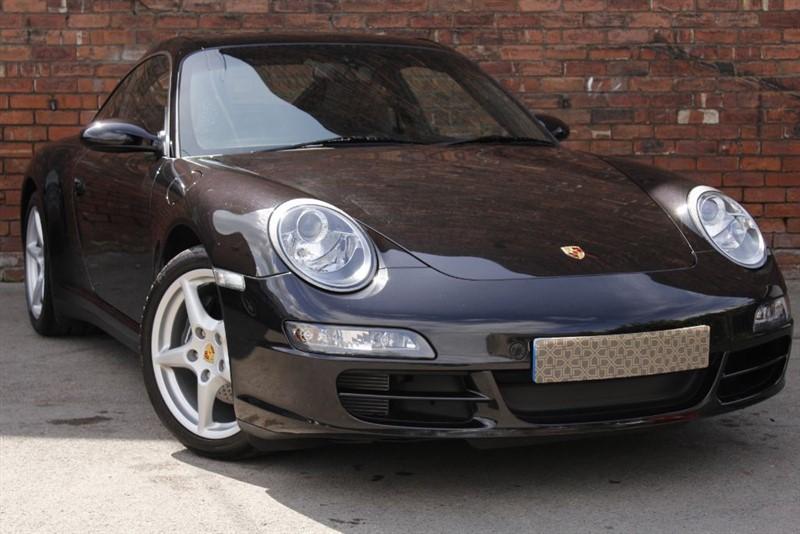 used Porsche 911 TARGA 4 in yorkshire