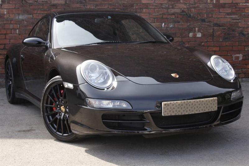 used Porsche 911 CARRERA 4 TIPTRONIC S in yorkshire