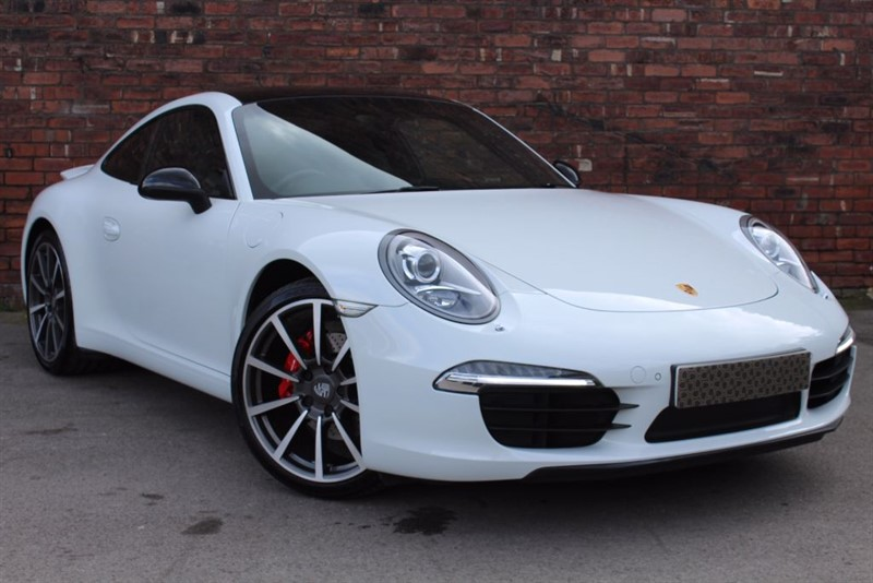 used Porsche 911 CARRERA PDK in yorkshire