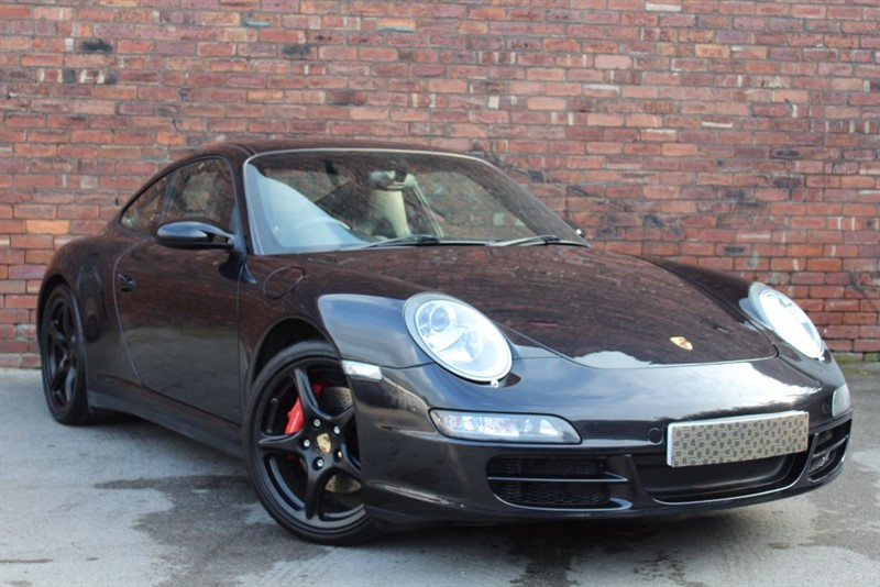 used Porsche 911 CARRERA 4 S in yorkshire