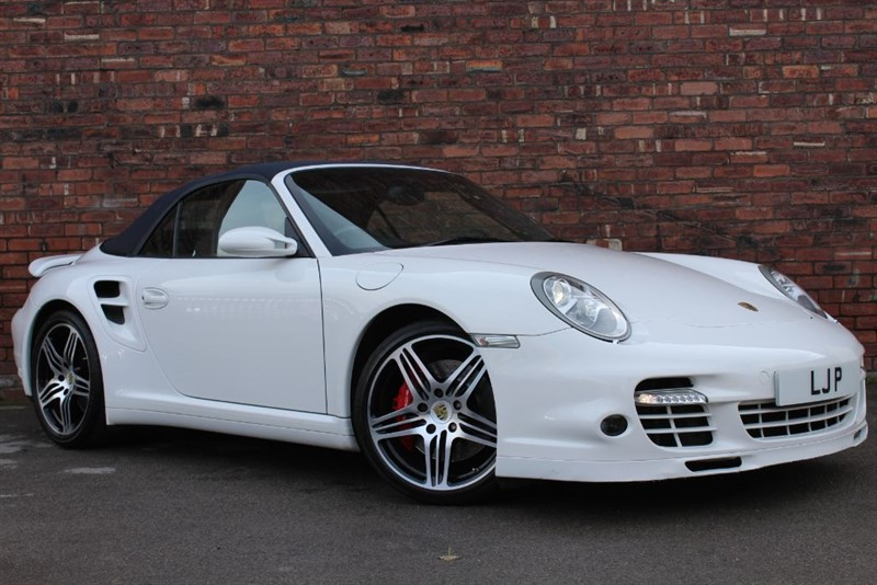 used Porsche 911 Turbo Generation 1.5 in yorkshire