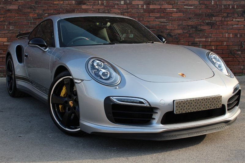 used Porsche 911 Turbo S EXCLUSIVE GB EDITION PDK in yorkshire