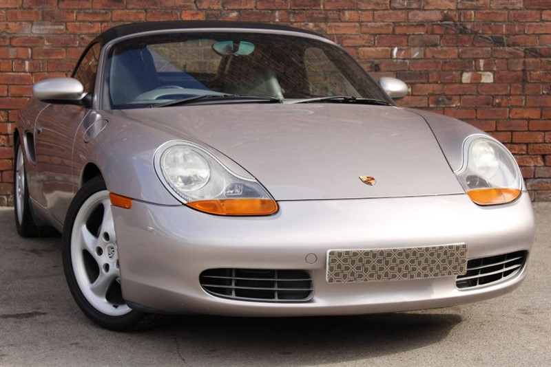 used Porsche Boxster 24V in yorkshire