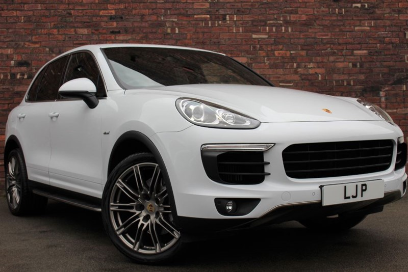 used Porsche Cayenne D V8 S TIPTRONIC S in yorkshire