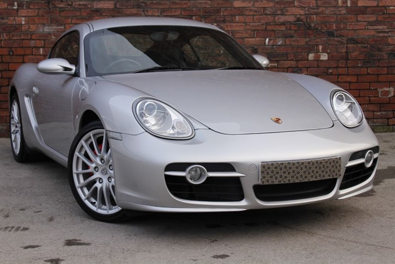 used Porsche Cayman 24V S in yorkshire