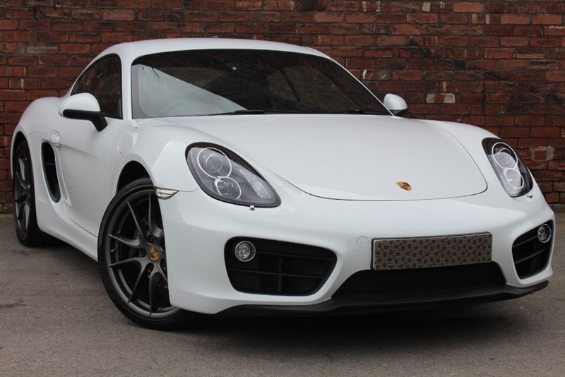 used Porsche Cayman 24V PDK in yorkshire