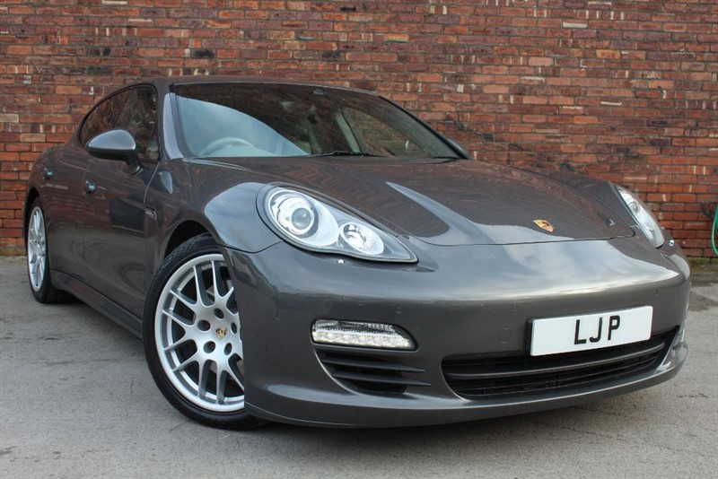 used Porsche Panamera D V6 TIPTRONIC in yorkshire