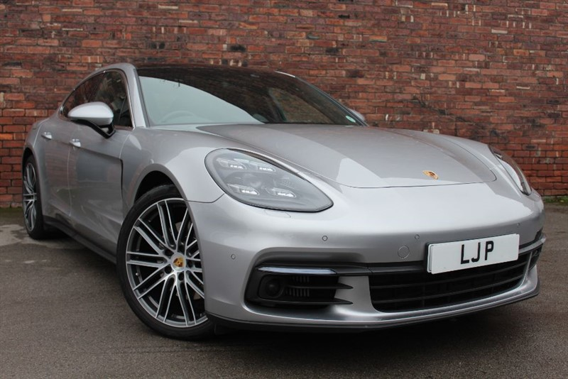 used Porsche Panamera D 4S PDK in yorkshire