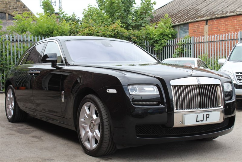 used Rolls-Royce Ghost  in yorkshire