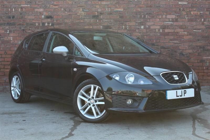 used SEAT Leon FR TSI in yorkshire