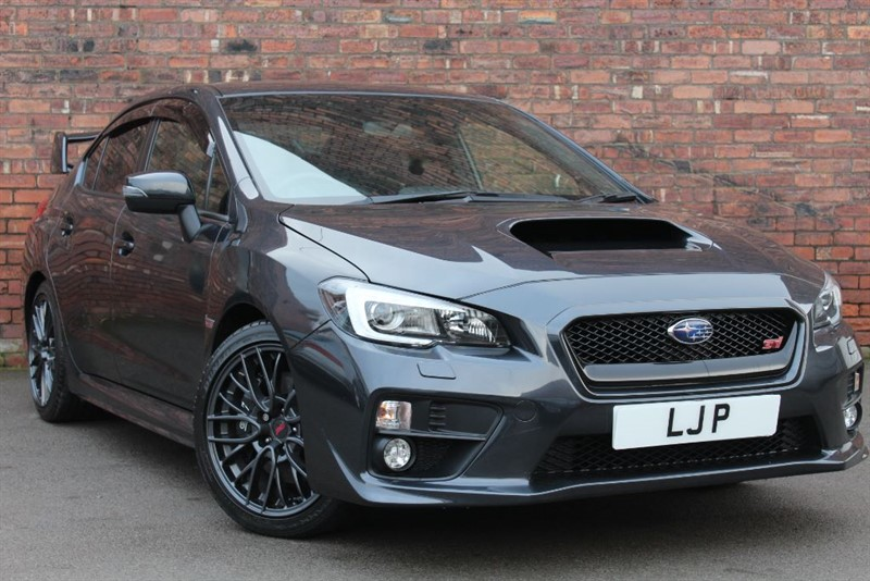 used Subaru WRX STI TYPE UK in yorkshire