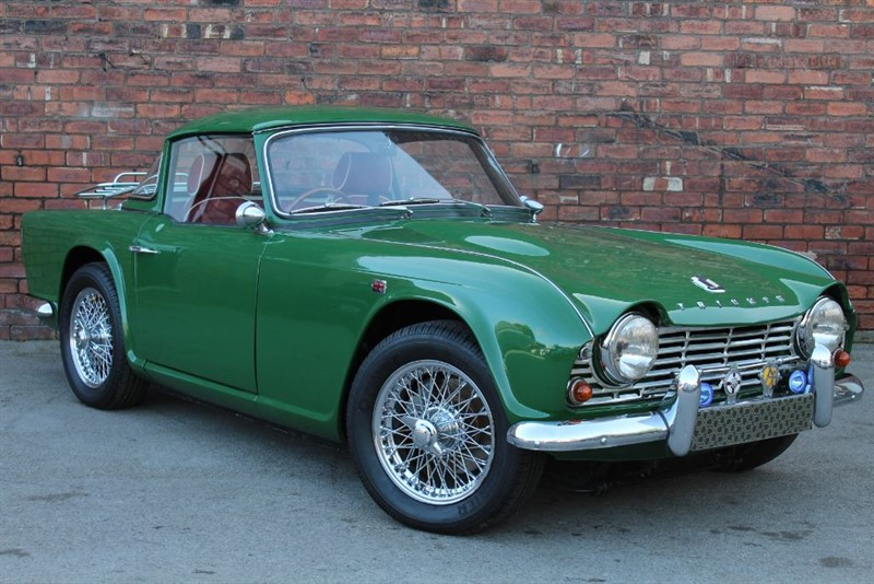 used Triumph TR4 TR4 2.1 in yorkshire