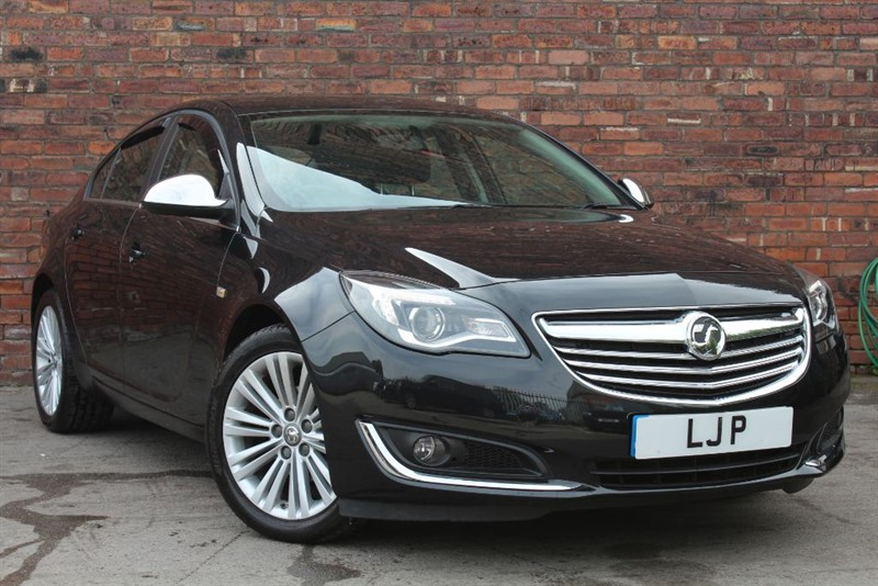 used Vauxhall Insignia DESIGN in yorkshire