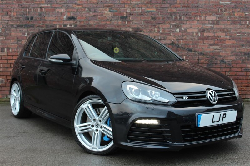 used VW Golf R DSG in yorkshire