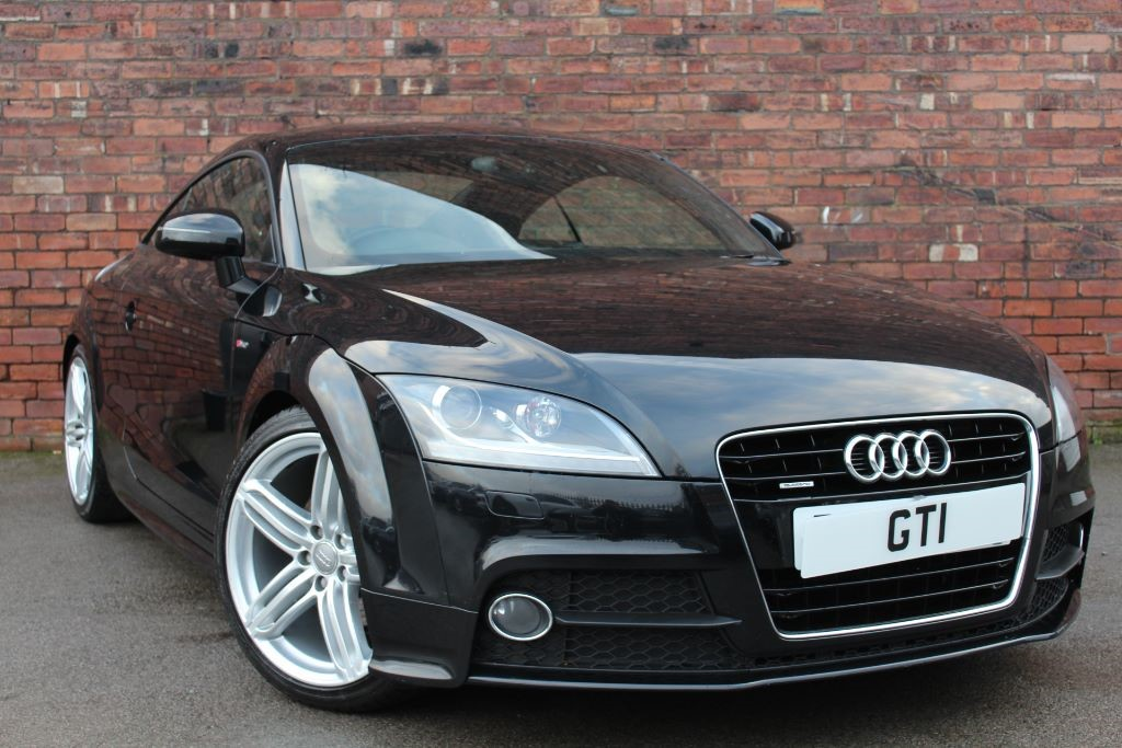 in used audi door t tt petrol uk coupe oswestry black for sale edition
