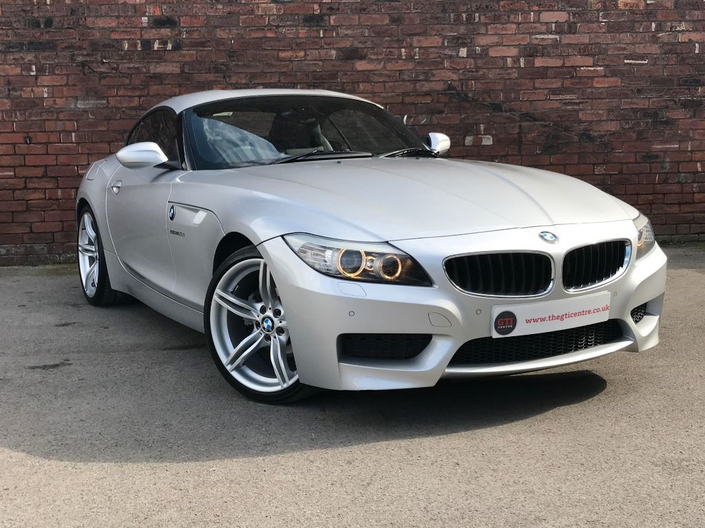 Bmw Z4 Power Steering Used Silver Bmw Z4 For Sale West
