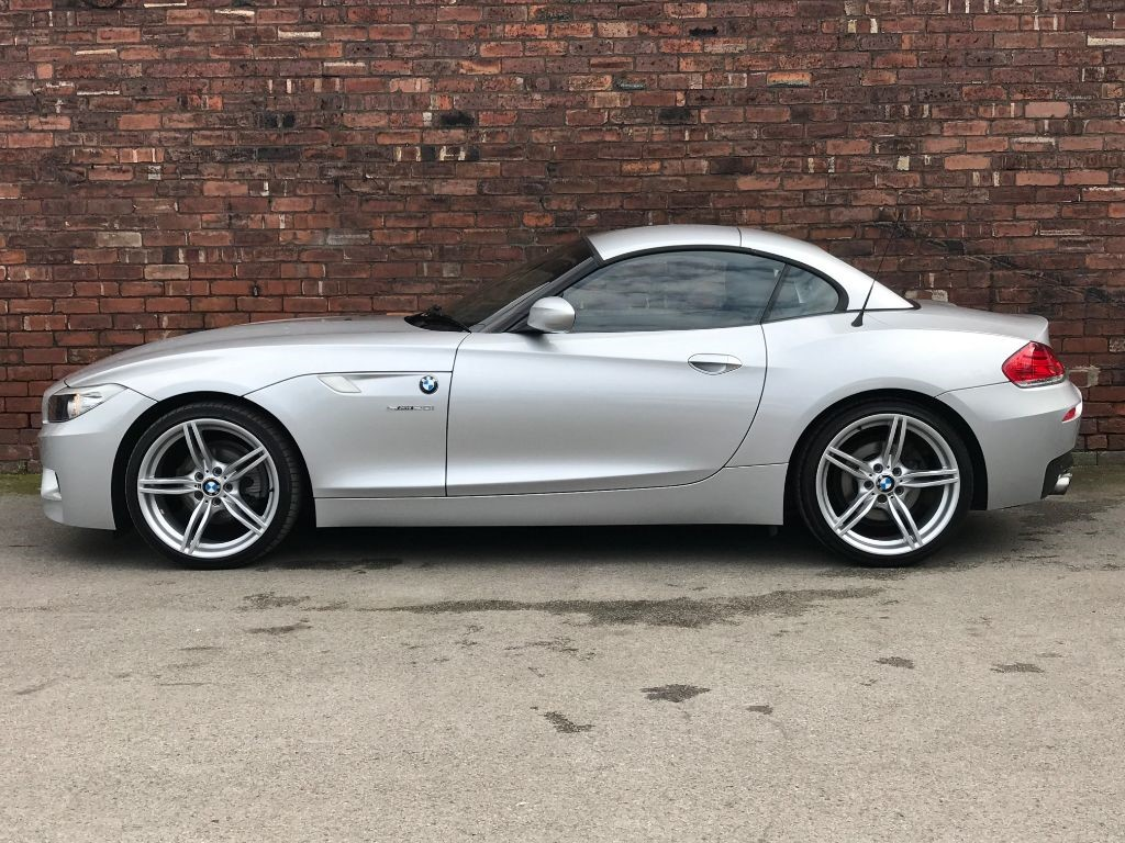 Used Silver Bmw Z4 For Sale West Yorkshire