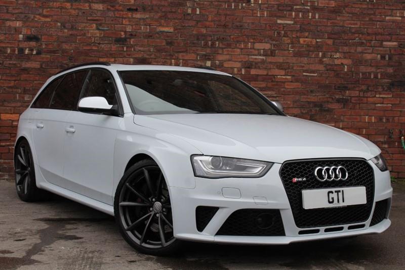 used Audi A4 RS4 AVANT FSI QUATTRO in huddersfield