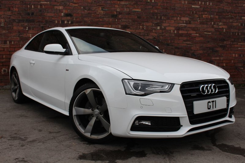 Used White Audi A For Sale West Yorkshire - White audi a5