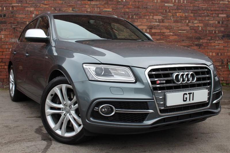 used Audi Q5 SQ5 TDI QUATTRO in huddersfield