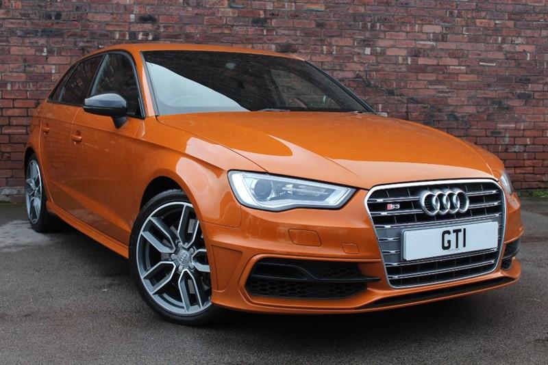 used Audi S3 SPORTBACK QUATTRO in huddersfield