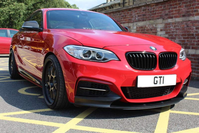 used BMW M235i M PERFORMANCE PACK in huddersfield