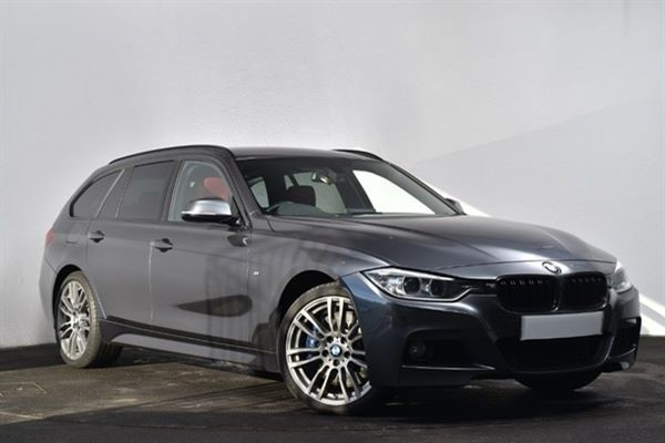 used BMW 330d XDRIVE M SPORT PLUS TOURING in huddersfield