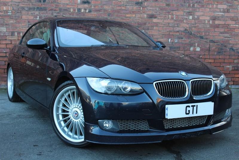 used BMW Alpina B3 Bi Turbo in huddersfield