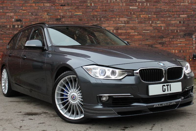 used BMW Alpina D3 BI TURBO in huddersfield