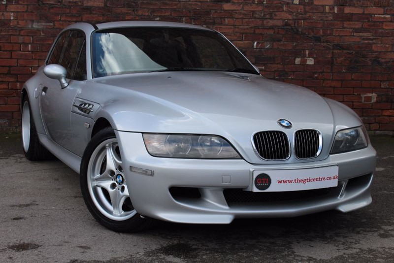 used BMW M Coupe Z3M Coupe in huddersfield
