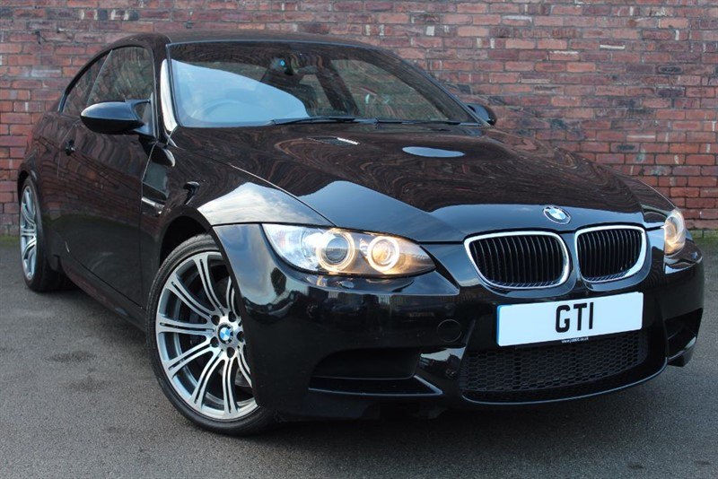 used BMW M3 4.0 V8 COUPE DCT in huddersfield